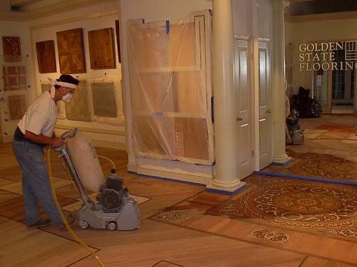 Golden State Flooring Showroom